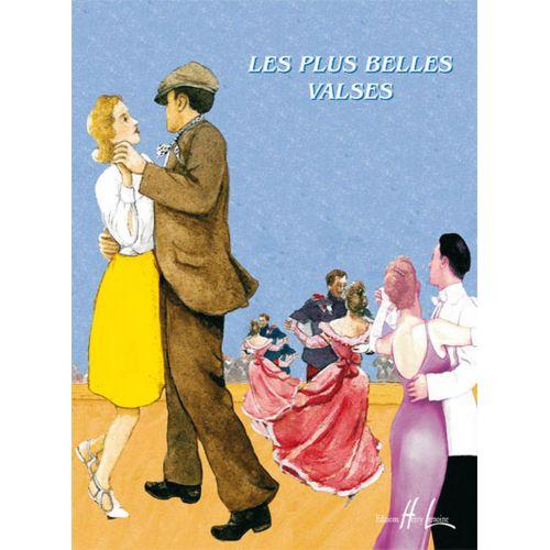 LEMOINE CHARRIER V. / RAVEZ P. - LES PLUS BELLES VALSES VOL.3A - FLUTE, PIANO