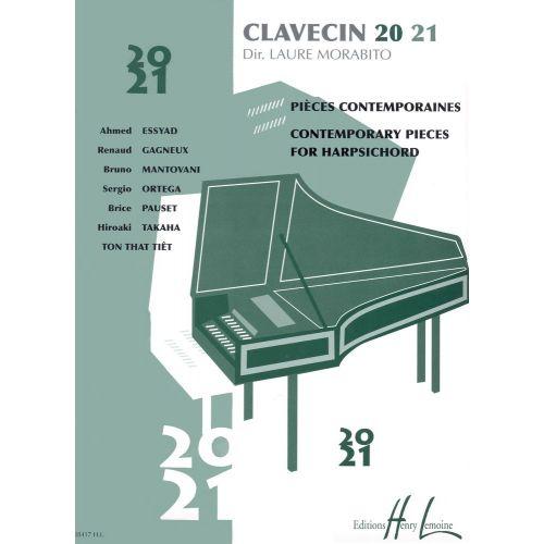 LEMOINE MORABITO LAURE - CLAVECIN 20-21