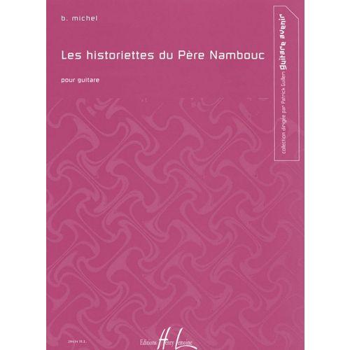 LEMOINE MICHEL B. - LES HISTORIETTES DU PÈRE NAMBOUC - GUITARE