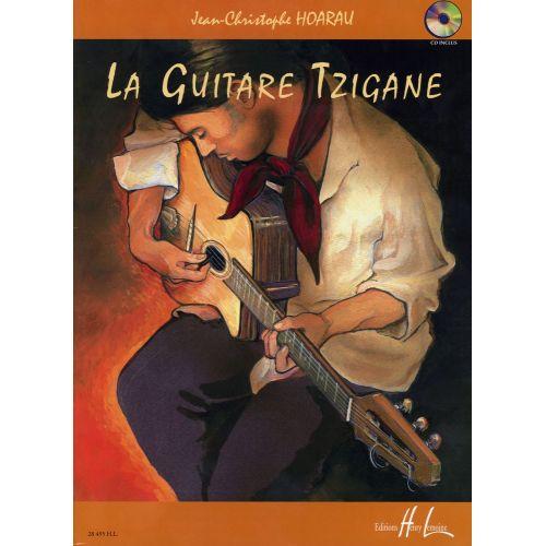 LEMOINE HOARAU J.C. - GUITARE TZIGANE + CD