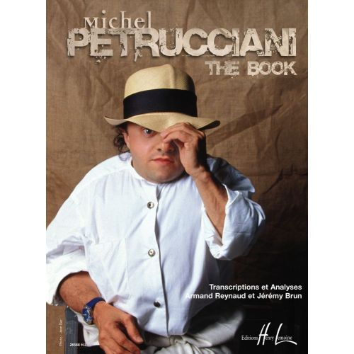 LEMOINE REYNAUD A. / BRUN J. - MICHEL PETRUCCIANI : THE BOOK