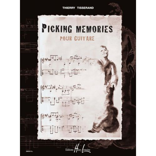 LEMOINE TISSERAND THIERRY - PICKING MEMORIES - GUITARE