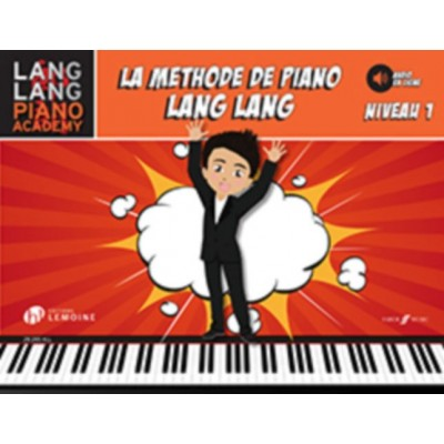 LEMOINE LANG LANG - METHODE DE PIANO VOL.1