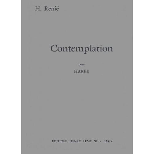 LEMOINE RENIE HENRIETTE - CONTEMPLATION - HARPE