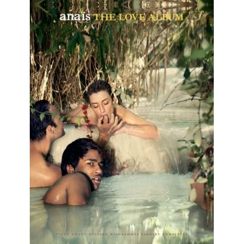 BOOKMAKERS INTERNATIONAL ANAIS - THE LOVE ALBUM - PVG