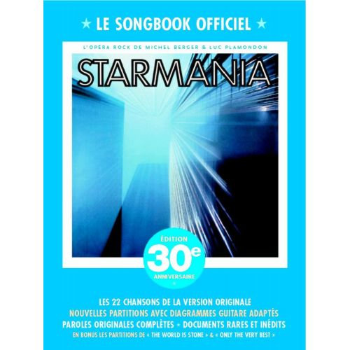 BOOKMAKERS INTERNATIONAL STARMANIA, VERSION ORIGINALE - PVG