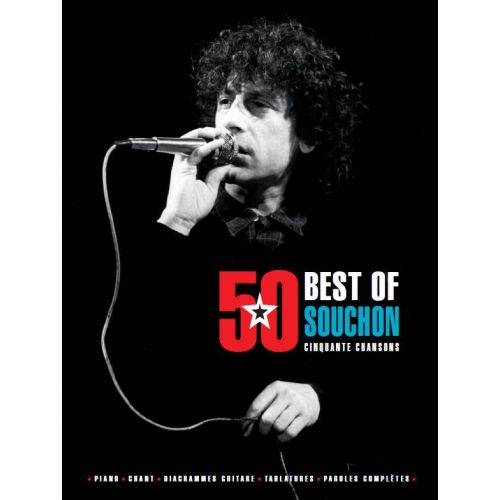 BOOKMAKERS INTERNATIONAL SOUCHON ALAIN - BEST OF 50 TITRES - PVG