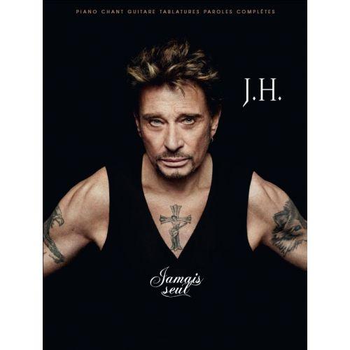 BOOKMAKERS INTERNATIONAL HALLYDAY JOHNNY - JAMAIS SEUL - PVG TAB