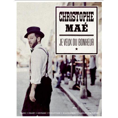 BOOKMAKERS INTERNATIONAL MAE CHRISTOPHE - JE VEUX DU BONHEUR - PVG