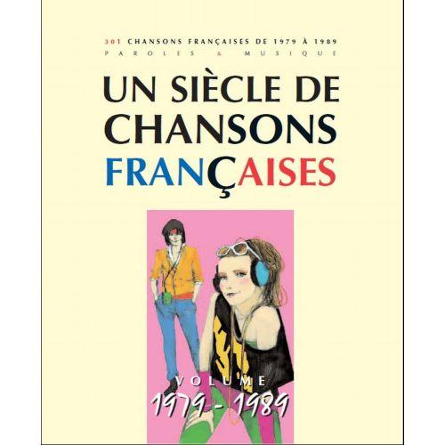CSDEM SIÈCLE CHANSONS FRANÇAISES 1979-1989 - PVG