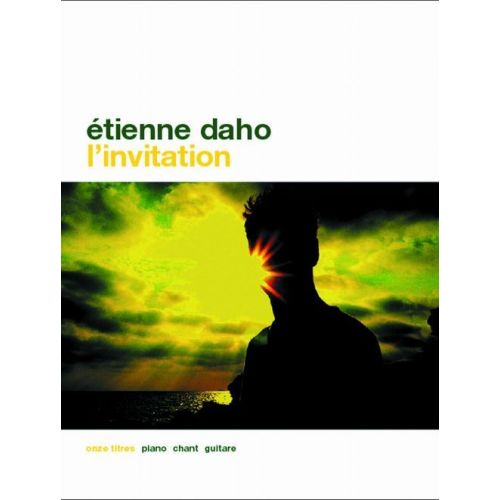 BOOKMAKERS INTERNATIONAL DAHO ETIENNE - L'INVITATION - PVG