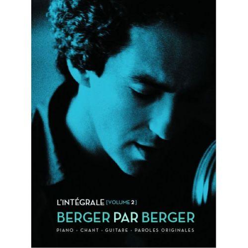 BOOKMAKERS INTERNATIONAL BERGER MICHEL - INTÉGRALE BERGER PAR BERGER VOL.2 - PVG