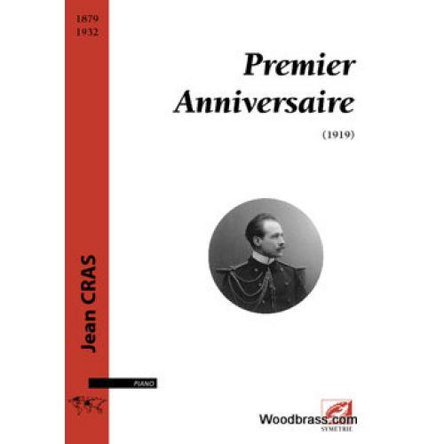 SYMETRIE CRAS JEAN - PREMIER ANNIVERSAIRE - PIANO