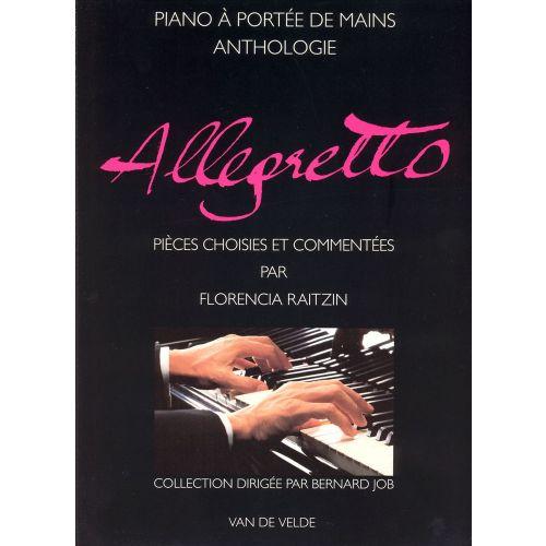 VAN DE VELDE RAITZIN FLORENCIA - ALLEGRETTO - PIANO
