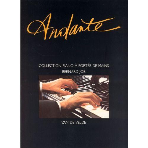 VAN DE VELDE OUALI FARID - ANDANTE - PIANO
