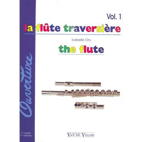 VAN DE VELDE ORY ISABELLE - FLÛTE TRAVERSIÈRE (LA) VOL.1