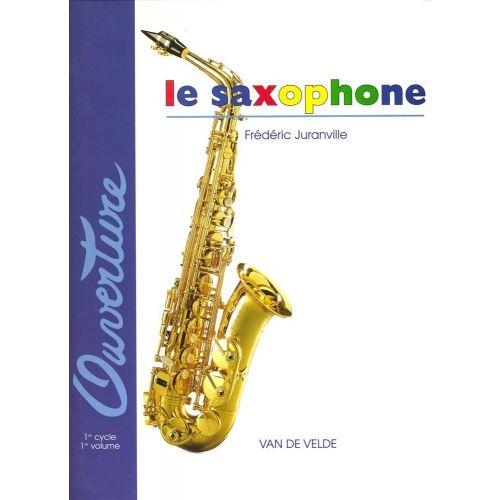 VAN DE VELDE JURANVILLE FREDERIC - SAXOPHONE (LE)