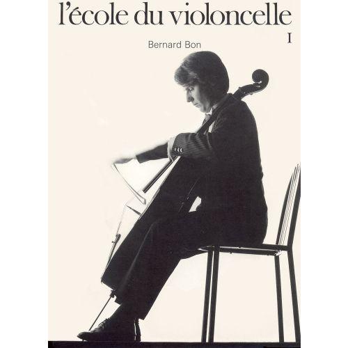 VAN DE VELDE BON BERNARD - ECOLE DU VIOLONCELLE - VIOLONCELLE