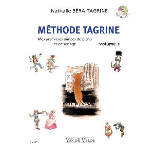 LEMOINE BERA-TAGRINE N. - METHODE TAGRINE VOL. 1 - PIANO