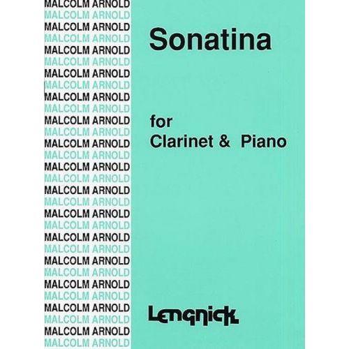 LENGNICK ARNOLD M. - SONATINA - CLARINETTE, PIANO