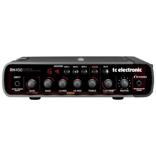 TC ELECTRONIC HEA REBELHEARH450 450W
