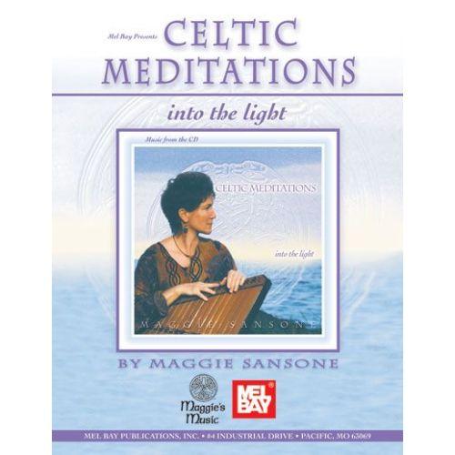 MEL BAY SANSONE MAGGIE - CELTIC MEDITATIONS - DULCIMER