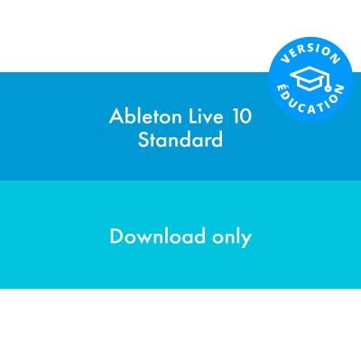 ABLETON LIVE 10 STANDARD - EDU