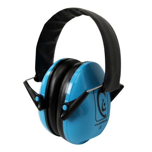 ACOUFUN EARFUN KID ATTENUATING HEADPHONES - BLUE