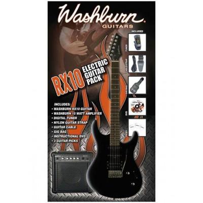 WASHBURN RX 10 B PACK