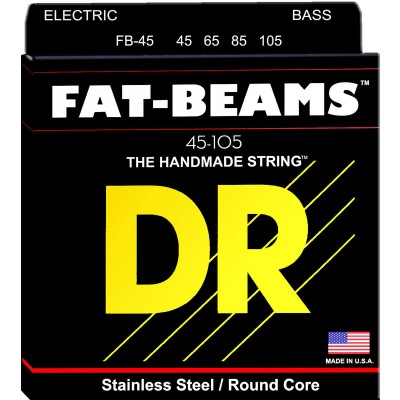 DR STRINGS 45-105 FB-45 FAT-BEAM