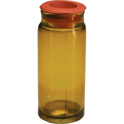 DUNLOP ADU 278-YELLOW - LARGE REGULAR GLASS YELLOW