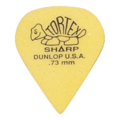 DUNLOP ADU 412P73 - TORTEX SHARP PLAYERS PACK - 0,73 MM (BY 12)