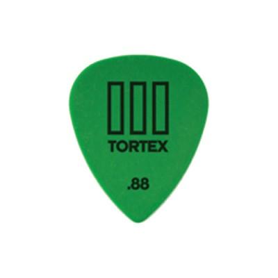 DUNLOP ADU 462P88 - TORTEX T3 PLAYERS PACK - 0,88 MM (BY 12)