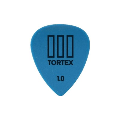 DUNLOP ADU 462R100  -  TORTEX T3 PLAYERS PACK - 1,00 MM (TO THE UNIT)