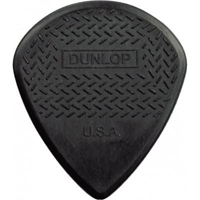 DUNLOP ADU 471P3C - JAZZ III MAX-GRIP PLAYERS PACK CARBON FIBER (BY 6)
