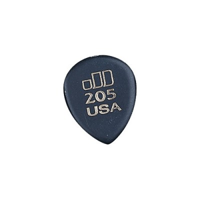 DUNLOP ADU 477P205 - SPECIALITY JD JAZZTONE PLAYERS PACK - POINTED (BY 6)