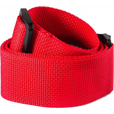 DUNLOP STRAP POLYESTER - RED