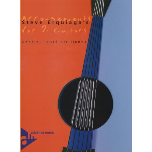 ADVANCE MUSIC FAURE G. - SICILIENNE - 2 GUITARS
