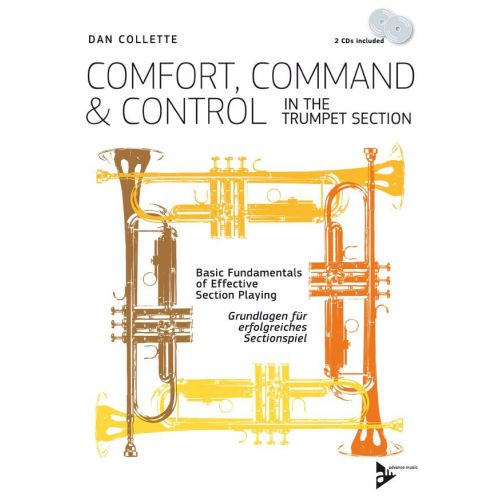 ADVANCE MUSIC COLLETTE D. - COMFORT, COMMAND & CONTROL IN THE TRUMPET SECTION - TRUMPET