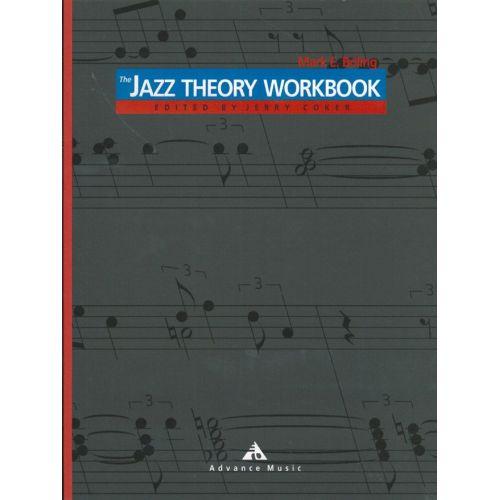ADVANCE MUSIC BOLING M. - THE JAZZ THEORY WORKBOOK