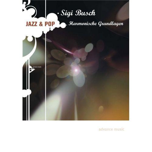 ADVANCE MUSIC BUSCH S. - JAZZ & POP HARMONISCHE GRUNDLAGEN