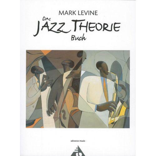 ADVANCE MUSIC LEVINE M. - DAS JAZZ THEORIE BUCH