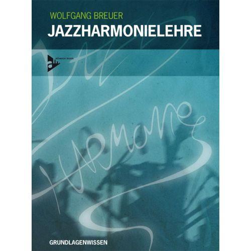 ADVANCE MUSIC BREUER W. - JAZZHARMONIELEHRE