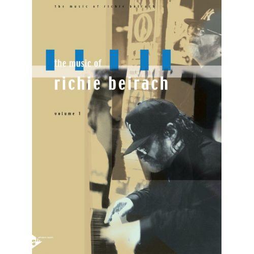 ADVANCE MUSIC BEIRACH R. - THE MUSIC OF RICHIE BEIRACH VOL. 1 - PIANO