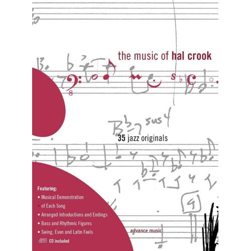 ADVANCE MUSIC CROOK H. - THE MUSIC OF HAL CROOK - MELODY INSTRUMENTS
