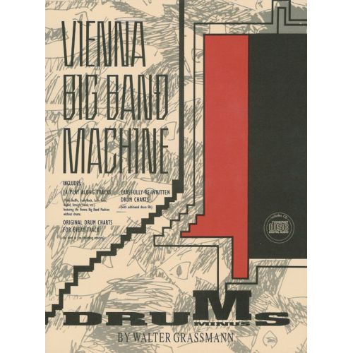 ADVANCE MUSIC GRASSMANN W. - VIENNA BIG BAND MACHINE - PERCUSSIONS