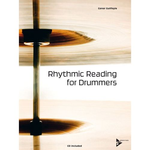 ADVANCE MUSIC GUILFOYLE C. - RHYTHMIC READING FOR DRUMMERS + CD