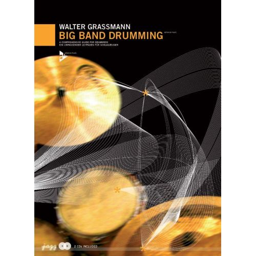 ADVANCE MUSIC GRASSMANN W. - BIG BAND DRUMMING - PERCUSSION