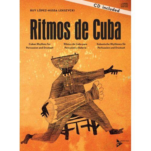 ADVANCE MUSIC LOPEZ-NUSSA L.R. - RITMOS DE CUBA - PERCUSSION