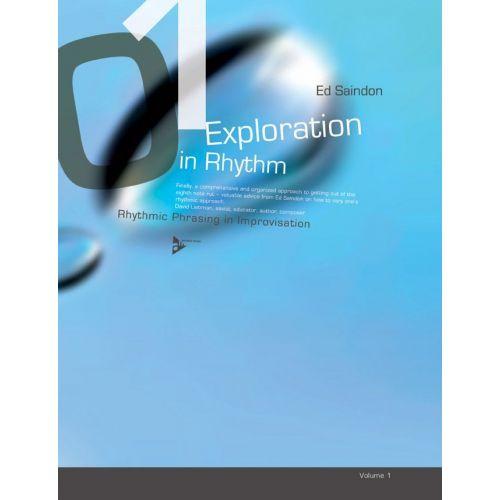 ADVANCE MUSIC SAINDON E. - EXPLORATION IN RHYTHM VOL. 1 - PERCUSSION